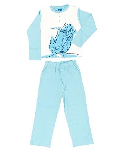 Fantasy Store Donald Duck Pigiama Bimbo [Azzurro]