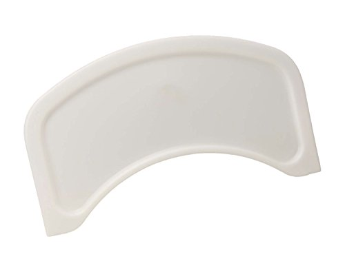 Keekaroo Height Right Tray Extra Plastic Cover, White - 1