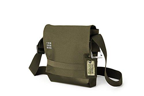 Moleskine Mycloud Reporter Bag, Moss Green (10.75 X 11.75 X 3.25)