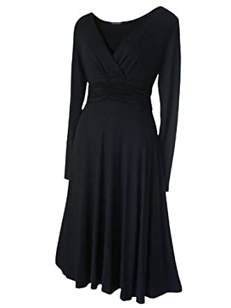 BLACK RED TURQUOISE TEAL BLUE BURGUNDY BROWN GREY GREEN OR PURPLE EVENING PARTY FORMAL DRESS SIZES 8 10 12 14 16 18 22***GUARANTEED NEXT DAY DELIVERY AVAILABLE UP TO 2 PM** (8, black)