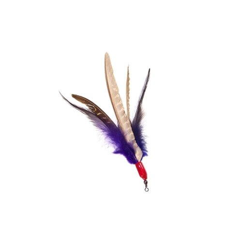 GoCat Da Bird Feather Super Refill Cat Toys,