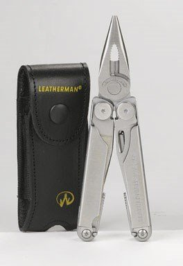 Leatherman Multi-Tool New Wave 17 Function