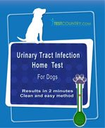 PawCheck - Instant Urinary Tract Infection (UTI) Home Urine Testing Kit for Dogs