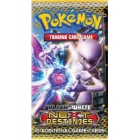Pokemon Black & White Next Destinies (BW4) Booster Pack (Styles Vary)