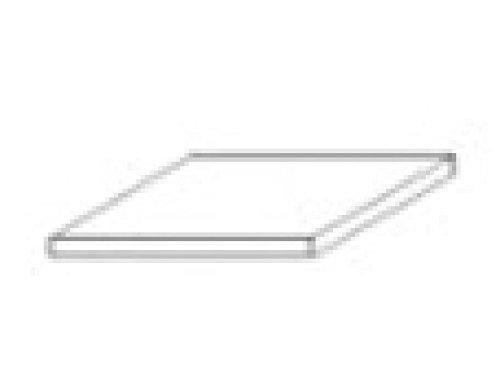 White Sheet .080 x 6 x 12 - 1