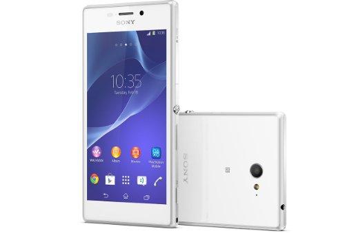 SONY Sony Xperia M2 D2303 LTE [8GB,White,海外版 SIMフリー]