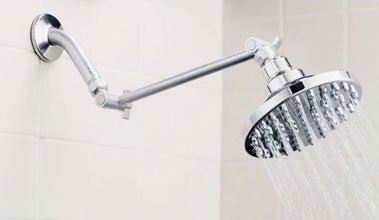 Culligan Chrome Raindisc Showerhead Water Filter RDSH-C115