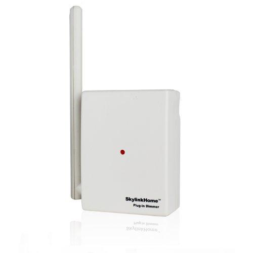 Skylink PL-318 300W Plug-In Receiver Dimmer, Off White