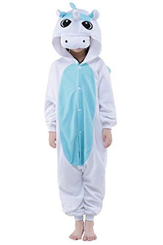 newcosplay unisex children pajama unicorn costumes costumes master. Black Bedroom Furniture Sets. Home Design Ideas