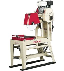 EDCO 21100 20-Inch Masonry Saw 11.0 Horsepower Honda Engine