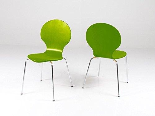 Stapelstuhl-Bistrostuhl-Stuhl-Esszimmerstuhl-Kchenstuhl-Design-Metall-Holz-stapelbar-sehr-belastbar-Marcus-Grn