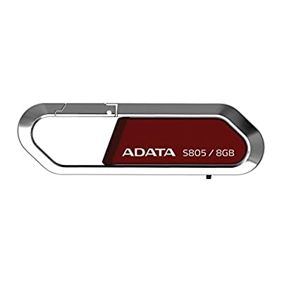 "8GB Choice USB2.0""S805, Red"""
