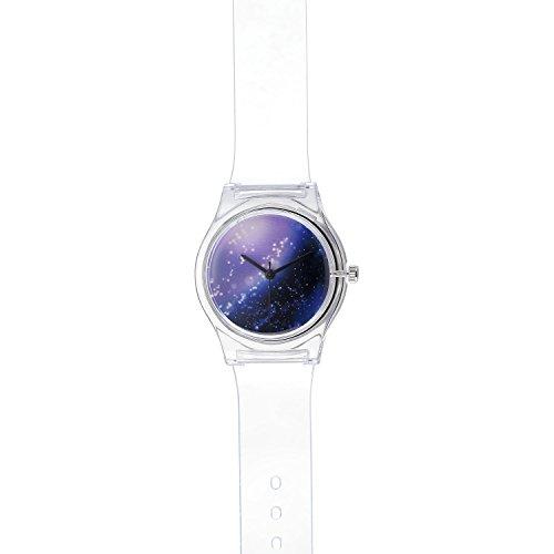 viki-lynn-lila-himmel-uhr-mit-durchsichtig-gummi-armband