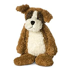 Plush Bunglie Boxer Medium