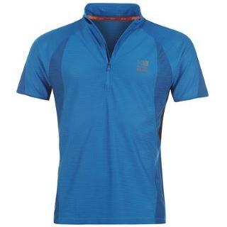Karrimor X Lite Half Zip Running T Shirt Mens