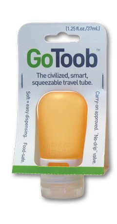 Humangear Gotoob Travel Bottle 1.25 Fl Oz  (Pack