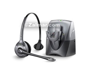 Plantronics Replacement Model For Avaya Awh-450N (72236-04) Supraelite Dect 6.0 Monaural Noise-Canceling Wireless Headset System With Adapter