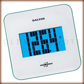 Cheap Salter 8802 MaxView Electronic Scale (ITE-Salter-8802-RDMY|1)