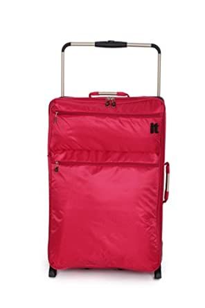 IT Luggage World's Lightest It-0-1 2nd Gen 29 Inch Packing Case, Red, One Size
