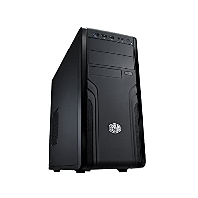 Core i5 Desktop PC - Encoded E500 S - Intel 4th Gen Core i5, 16GB, 1TB, WiFi, DVD (16GB RAM)
