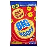 KP Hula Hoops Big Hoops Original 160G