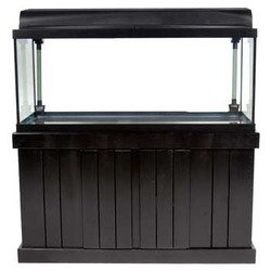 Perfecto Manufacturing APF67483 Majesty Stand for Aquarium, 48 by 13-Inch, Black