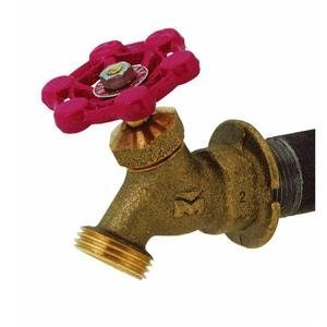 Mueller/B & K 108-004 Outdoor Hose Lawn Faucet 3/4-Inch Brass Female Pipe Thread Sillcock (Sillcock Valve compare prices)