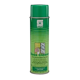 Glass Cleaner Aerosol # 621700 -(1 CASE)