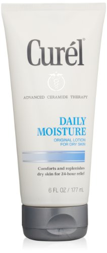 Curel Daily Moisture Original Lotion, 6 Ounce
