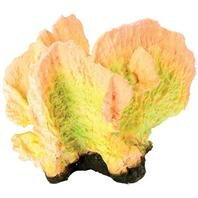 DESIGN ELEMENTS ORANGE CORAL, Size: 10.2X7.5X8.7 (Catalog Category: Aquatics:DECORATIONS)