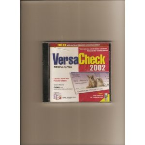 VersaCheck 2002 Personal Express