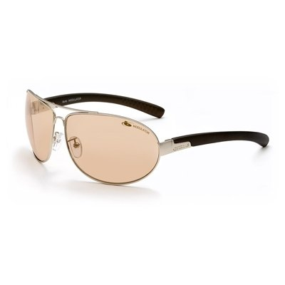 Bolle Fusion Troost Sunglasses Satin Champagne/Modulator Amber