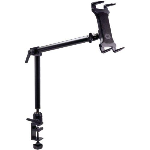 Arkon TAB802 22-Inch Heavy-Duty Aluminum C-Clamp Universal Tablet Mount