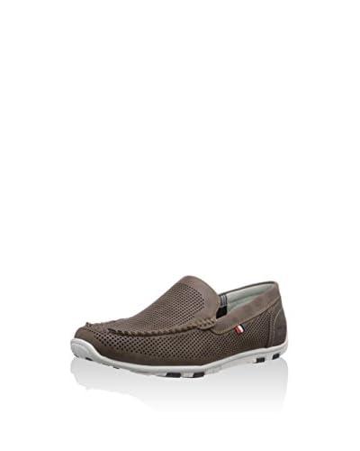 BM Footwear Slip-On [Blu Scuro]