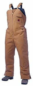 Tough Duck Mens Insulated Overall Bib by TOUGH DUCK
