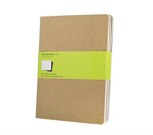 plain-cahier-kraft-cover-extra-large-set-3-quaderni-a-pagine-bianche