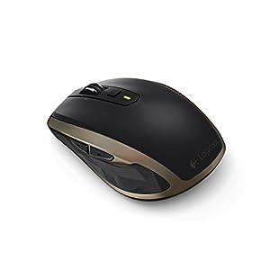 Logicool ロジクール MXAnywhere2 ワイヤレスモバイルマウス Bluetooth・USB対応 MX1500