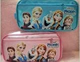 Disney Frozen Pencil Case - Snow Blue