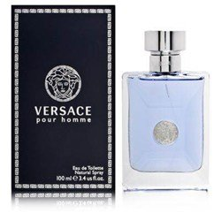 Versace Pour Homme Cologne by Versace for Men- Eau de Toilette 100ml