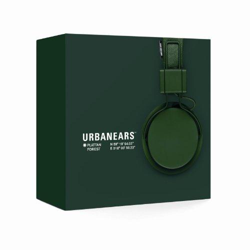 Urbanears?????????? The Plattan Headphones ?Forest?の写真04。おしゃれなヘッドホンをおすすめ-HEADMAN(ヘッドマン)-