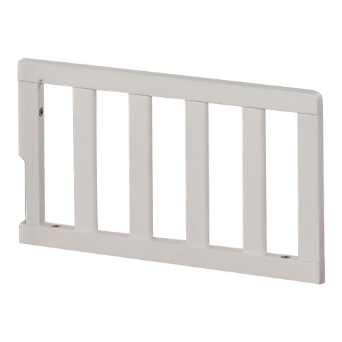 Simmons Toddler Guard Rail, White