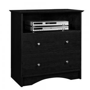 Cheap Entertainment Center TV Stand in Black Finish (AZ00-50592×31591)
