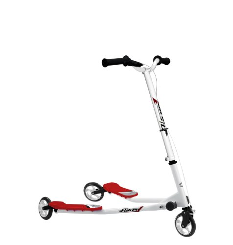 YVolution Y Fliker F1 Scooter - Red/White