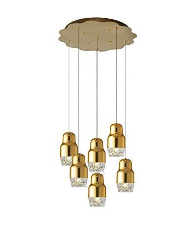 Light&Design Lámpara De Suspensión LED Matruska