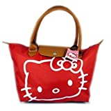 Hello Kitty Red Handbag in Style