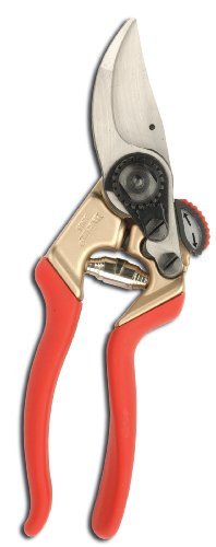 Barnel B308 8-Inch Ergonomic High Tech Bypass Garden Hand Pruner picture