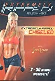 Extremely Ripped and Chiseled Jari Love - region 0 Worldwide