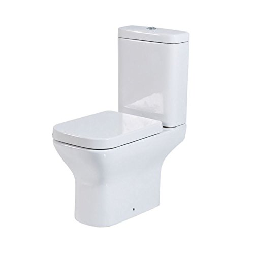 Phoenix Megan Close Coupled WC inc Soft Close Seat & Cover MN040