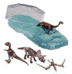 Toysmith Dinosaur Fossil Putty