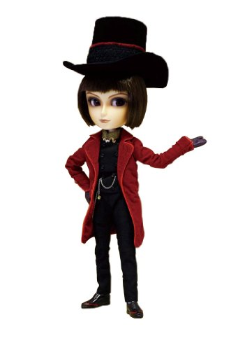 Pullip Dolls Taeyang Willy Wonka Charlie Chocolate Factory 14' Fashion Doll